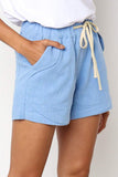 Blue Molly Shorts