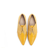 Women's Stitching Casual   Comfortable Point Flats