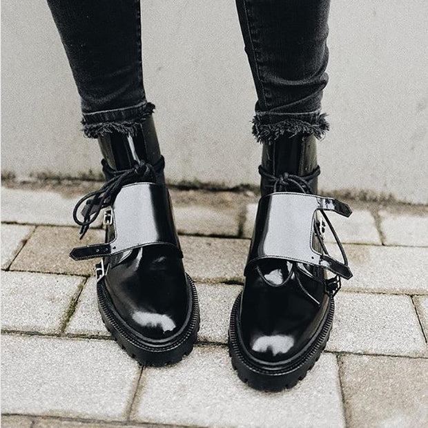 Low Heel And Warm Casual Low Women Boots