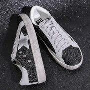 Fashion Star Sequins Old Casual Shoes