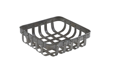 Basket Weave Luncheon Napkin Holder