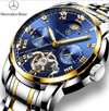 MERCEDES MECHANICAL MEN'S WATCH