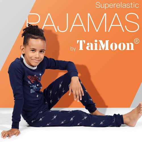 Kids Boy Pyjamas Sleepwear Outfits Set 4-16 Years