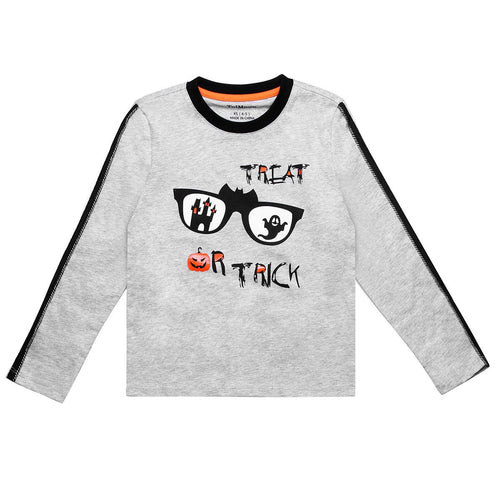 Kids Halloween Party Long Sleeves Tops Costumes 4-13 Years