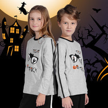 Load image into Gallery viewer, Kids Halloween Party Long Sleeves Tops Costumes 4-13 Years