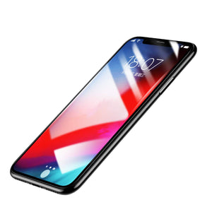 iPhone XR 6.12018 Screen Protector [Front + Back], AICase Tempered Glass Front And Back Anti Scratch/Anti-Fingerprint HD Transparent 9H Toughened Glass Film Full coverage for Apple iPhone 6.1''(2018)-