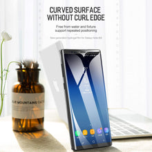 Load image into Gallery viewer, Galaxy Note 9/Note 8 Screen Protector, AICase [Soft Hydrogel Aqua Flex ][HD Ultra Clear] [Case Friendly][Full Screen Coverage] Anti Fingerprint Screen Cover for Samsung Galaxy Note 9/Note 8 (1 PC)