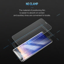 Load image into Gallery viewer, Galaxy S9 Plus Screen Protector, AICase Aqua HYDROGEL Flex Film HD Ultra Clear Full Coverage Case Friendly High Sensitivity Anti Fingerprint Screen Cover for Samsung Galaxy S9 Plus