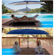 Load image into Gallery viewer, AICase Car Tent Umbrella, Automatic Anti-UV Car Tent Movable Carport Folded Portable Automobile Protection Car Umbrella Sunproof Sun Shade Canopy Cover Universal(Automatic and Manual 2 in 1)