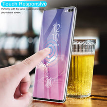 Load image into Gallery viewer, AICase Screen Protector for Galaxy S10 Plus,0.125mm [Soft Curved Film ][HD Clear] [Case Friendly][FullCoverage] [Bubble-Free][Anti Fingerprint] Screen Cover for Samsung Galaxy S10+