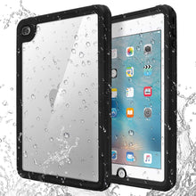 Load image into Gallery viewer, iPad Mini 4 and Mini 5 IP68 Waterproof Case with Lanyard Built-in Screen Protector