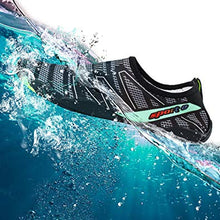 Load image into Gallery viewer, AICase Men's Water Beach Shoes Quick Dry Barefoot for Pool Walking Running