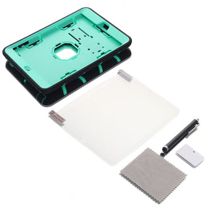 Heavy Duty Hybrid Shockproof Hard Case Rubber Stand Cover For Apple iPad Pro 9.7""
