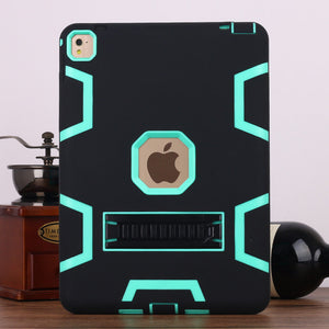 Heavy Duty Hybrid Shockproof Hard Case Cover Rubber Stand For iPad Pro 12.9""