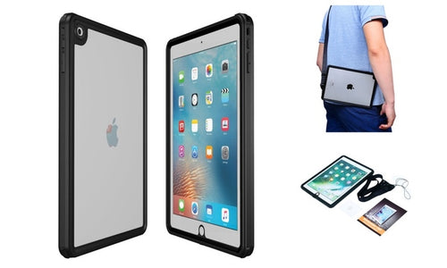 Waterproof Shockproof Heavy Duty Case for New iPad 9.7 Inch 2017