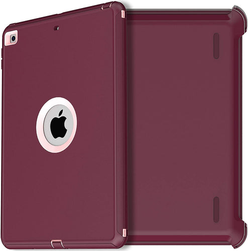 AICase Heavy Duty Shockproof Triple Layer Defense for iPad 10.2 Inch