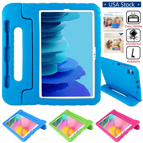 Samsung Galaxy Tab A 8.0 Kids Shockproof EVA Case Stand Cover