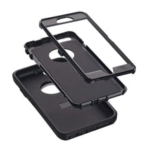 Load image into Gallery viewer, AICase Heavy Duty Tough 3 in 1 Rugged Shockproof Case for iPhone 5/6/6+/7/7+/8/8+