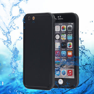 iPhone X XS XS Max XR  Thin Waterproof Shockproof Dirt Proof Durable Case Cover