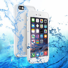 Load image into Gallery viewer, AICase iPhone 5/6/6s/6+/7/7+/8/8+ Thin Waterproof Case