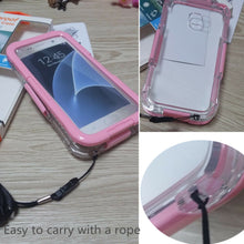 Load image into Gallery viewer, Thin Waterproof Shockproof Hard Case Cover  for Samsung Galaxy