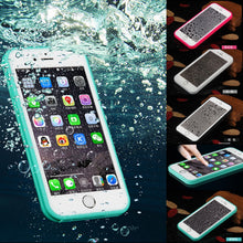 Load image into Gallery viewer, iPhone X XS XS Max XR  Thin Waterproof Shockproof Dirt Proof Durable Case Cover