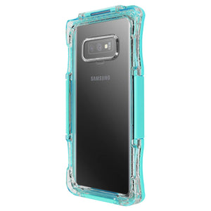 Samsung Note 9 Waterproof Crystal Clear 6M Underwater Especially for Diving Dustproof Snowproof Shockproof Full Sealed Underwater Cover