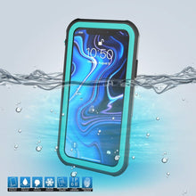 Load image into Gallery viewer, AICase iPhone Xs Waterproof Case, Shockproof, Snowproof, DustProof IP68 Certified Fully Sealed Underwater Protective Cover for Apple iPhone Xs 5.8""