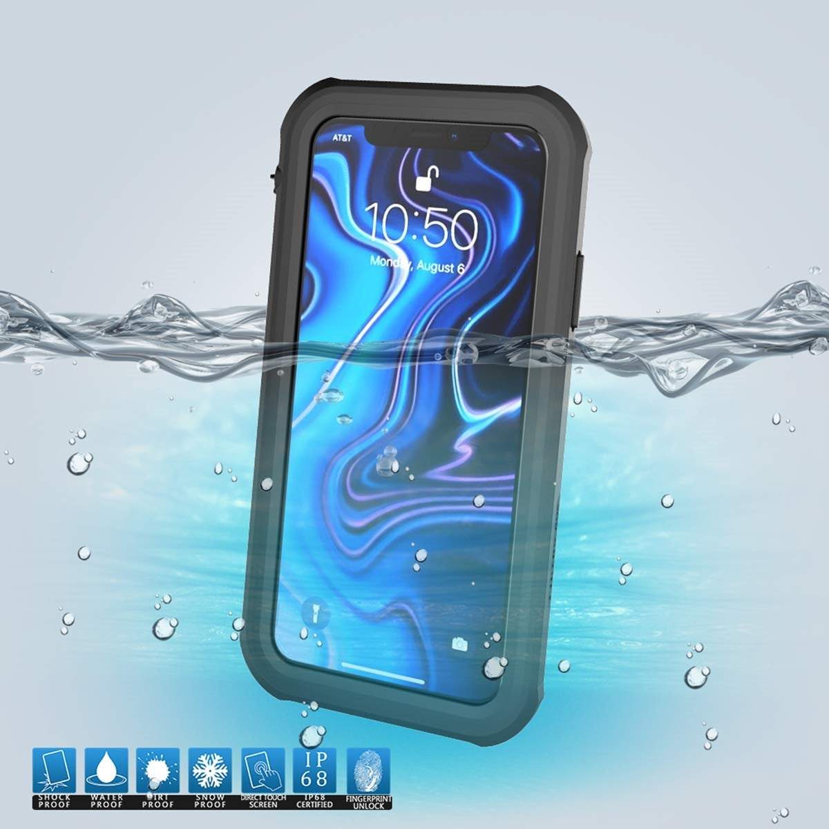 underwater case for iphone xs