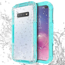 Load image into Gallery viewer, Samsung S10/S10+/S10e Waterproof Case IP68 Outdoor Underwater Protective Cover Full Body Shockproof Dustproof Dirtyproof
