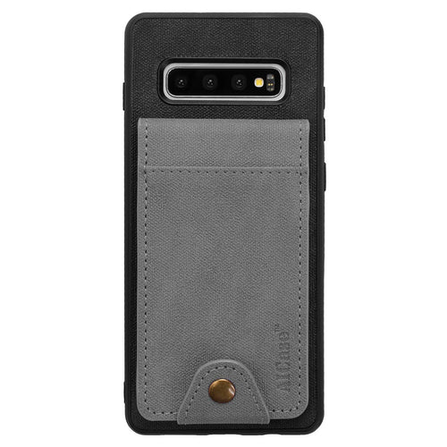 Wallet Case for Samsung S10 with Card Slot Shockproof Flip Cover