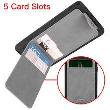 Load image into Gallery viewer, Wallet Case for Samsung S10 with Card Slot Shockproof Flip Cover