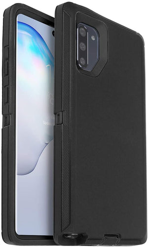 AICase Galaxy Note 10 and 10+ Drop Protection Full Body Rugged Heavy Duty Shockproof/Drop/Dust Proof 3-Layer Protective Case