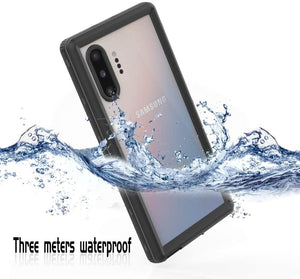 RedPepper Galaxy Note 10+ Plus Waterproof Snowproof Dustproof Shockproof IP68 Certified Protection Fully Sealed Underwater Protective Cover