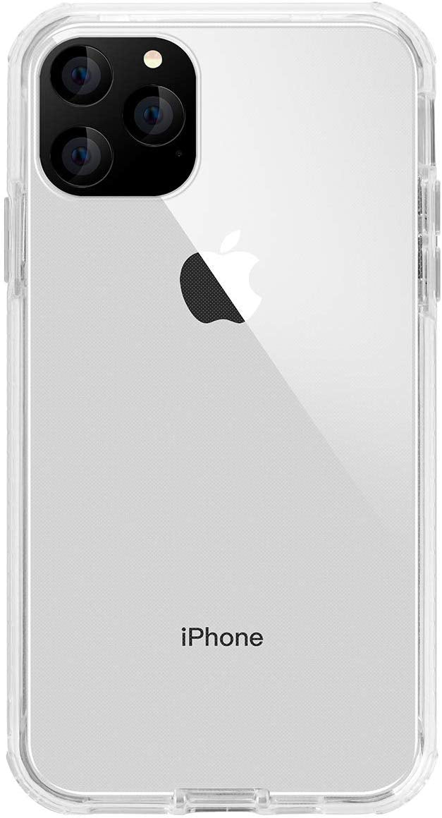 AICase Clear Case for iPhone 11/Pro/Pro Max