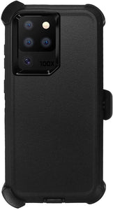 AICase Belt-Clip Holster Drop Protection Full Body Rugged Heavy Duty Case for Samsung Galaxy S20