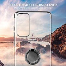 Load image into Gallery viewer, AICase Clear Slim Thin Case with Kickstand Ring Holder for Samsung Galaxy Note 20