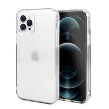 Load image into Gallery viewer, iPhone 12 Mini Clear Slim Back Shockproof Armor Soft Case Cover