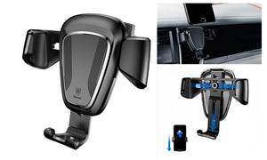 Universal Gravity Car Mount Air Vent Holder for Phone or GPS