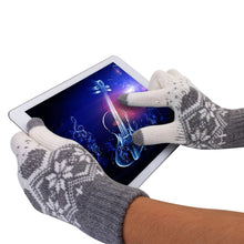 Load image into Gallery viewer, AICase Touch screen Gloves Cashmere Winter Warm Thick Knit