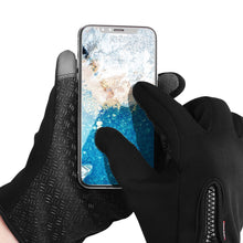 Load image into Gallery viewer, 2-Tip Winter Waterproof Touch Screen Gloves