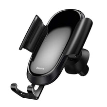 Load image into Gallery viewer, AICase Gravity Car Air Vent Mount Cell Phone Holder for All Cellphones with Qi-Enabled Devices