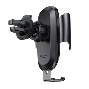 AICase Gravity Car Air Vent Mount Cell Phone Holder for All Cellphones with Qi-Enabled Devices