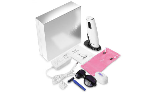 Electric Depilator Epilators Body Hair Face Removal 5 Mode Laser Skin Whitening