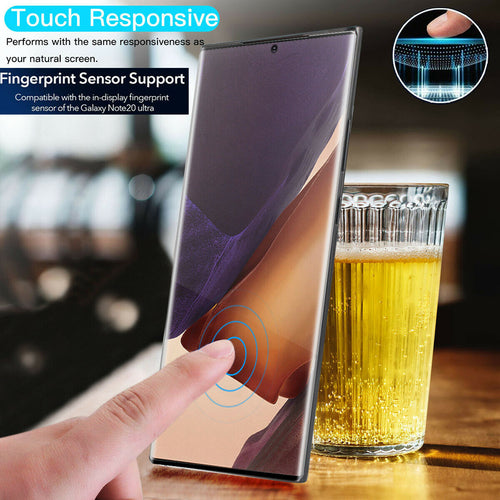 Samsung Galaxy Note 20 Full Cover Tempered Glass Screen Protector