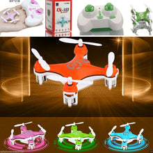 Load image into Gallery viewer, Cheerson CX-10 2.4Ghz 4CH 6-Axis GYRO Mini Nano RC Quadcopter UFO Drone