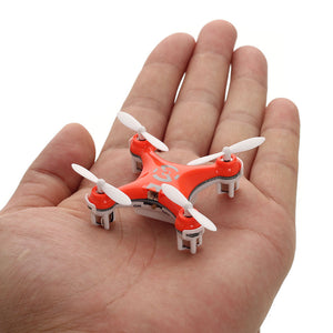 Cheerson CX-10 2.4Ghz 4CH 6-Axis GYRO Mini Nano RC Quadcopter UFO Drone