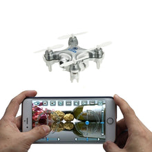 Load image into Gallery viewer, Cheerson CX-10W 4CH 2.4GHz Romote Control RC FPV Real Time Video Mini Quadcopter Helicopter Drone UFO
