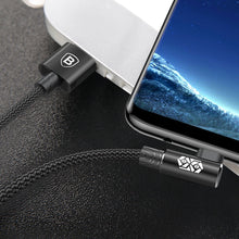 Load image into Gallery viewer, Baseus USB C Cable Nylon Braided Long Cord USB Charger
