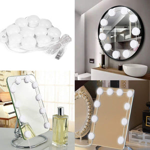 AICase Vanity Mirror Lights LED Makeup Hollywood Style